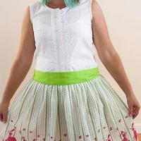 Frolicking Skirt