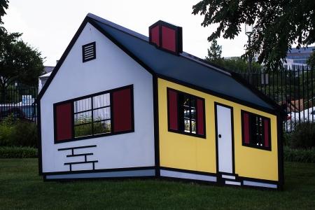 flat-house